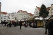 Ратушная площадь в Таллинне